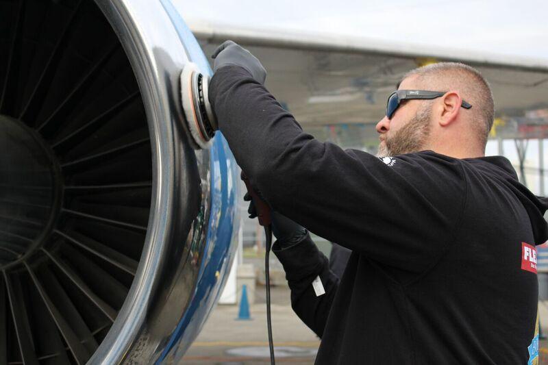 AutoworX Aircraft Detailing North Carolina